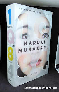 1q84 front cover aomame