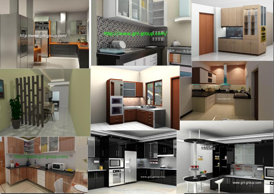 Kitchen set contoh gambar kitchen set desain minimalis for Contoh kitchen set minimalis