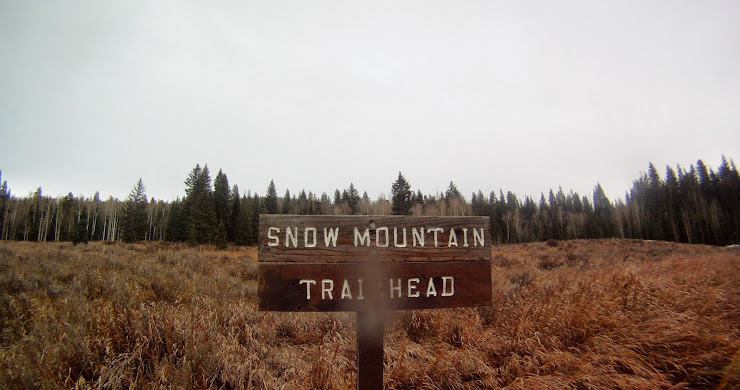 Hiking Peaks 1 & 2 of Snow Mountain in Granby, CO (12 pictures)