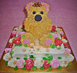 Teddy Cake
