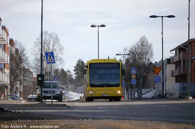 buss, gällivare