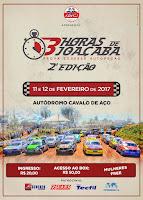 """""""3 Horas de Joaçaba"""" - 11 e 12/02"""