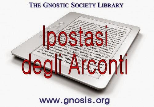 Ipostasi degli Arconti - Free eBook