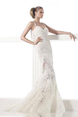 تشكيلات فساتين زفاف برونوفياس الجديده