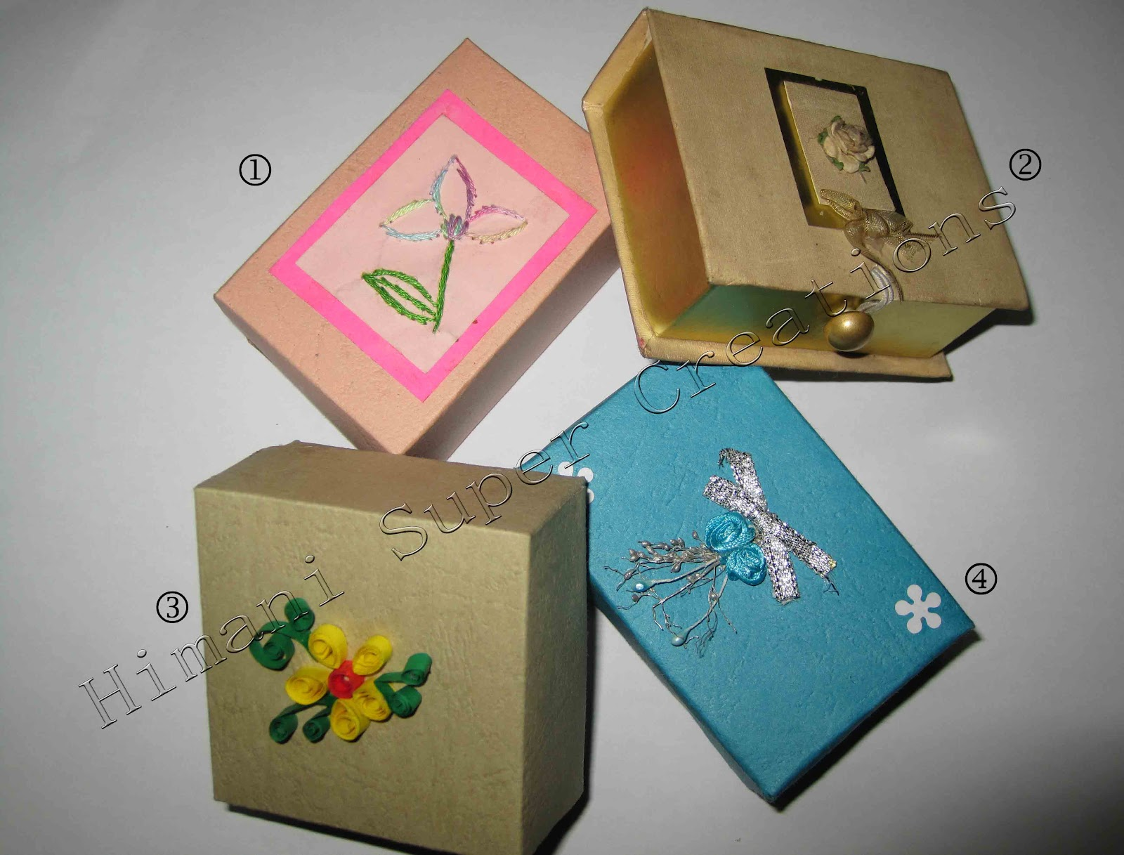Design Your Own Cake Box : Himani Super Creations: Wedding Cake box