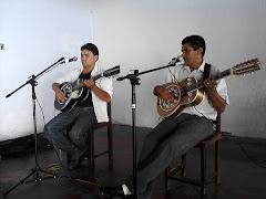 HELENO ALEXANDRE & HIPÓLITO MOURA - CLUBE ESTRELA RECREATIVO 29/07/2012
