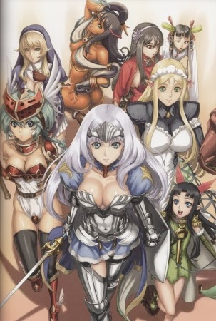 Download Queens Blade: Rebellion