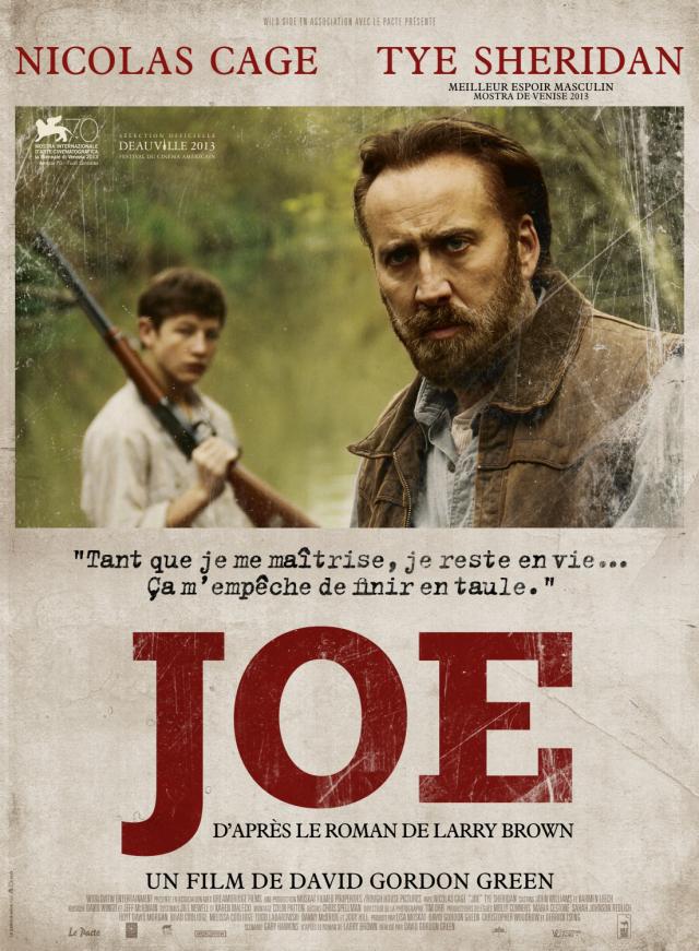 La película Joe