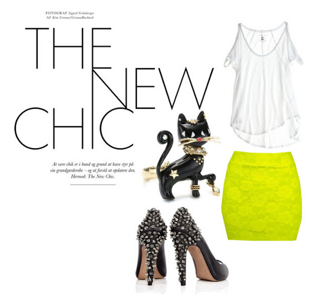 Michelle Cifuentes | The Chic Series (PART 2)