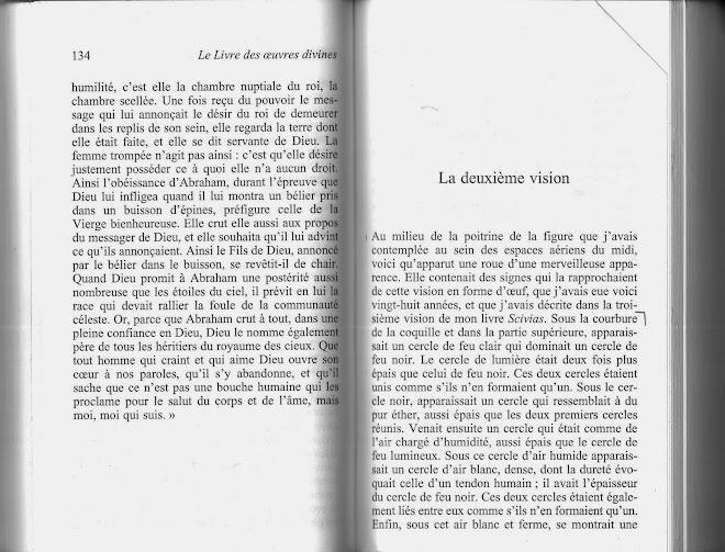 Hildegarde de Bingen, Le Livre des Oeuvres divines