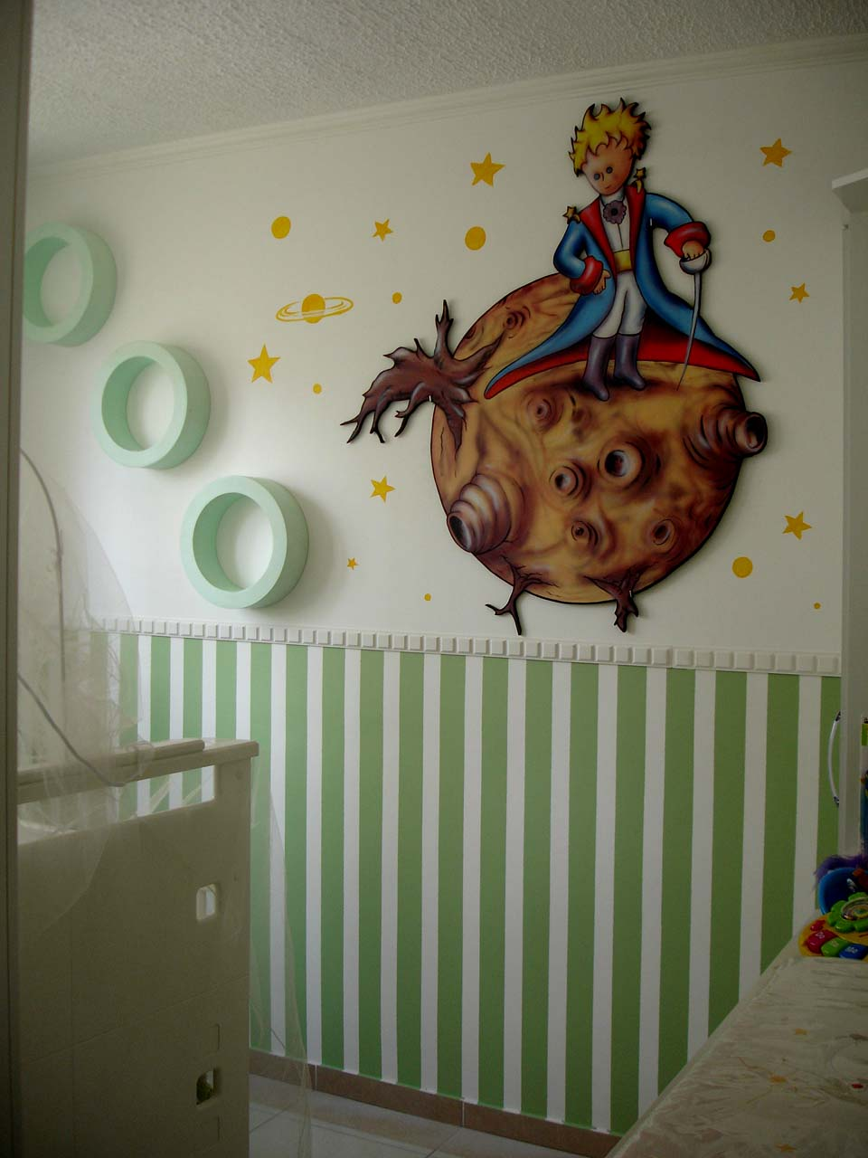 Quarto Do Pequeno Principe Para Bebe ~ Decoracao De Quarto De Bebe Pequeno 5  All about loving each other