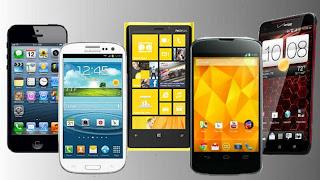 5 SmartPhone dengan Nama Paling Aneh