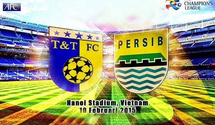 Siaran Langsung Persib Bandung vs Hanoi T&T Circle 888 Hot News & Video