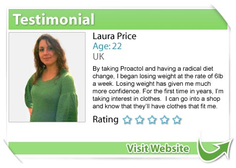 How to write a weight loss testimonial