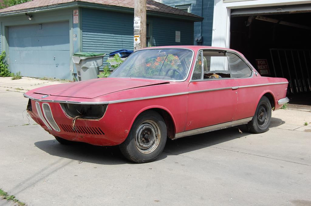 Daily Turismo: 5k: 1966 BMW 20...