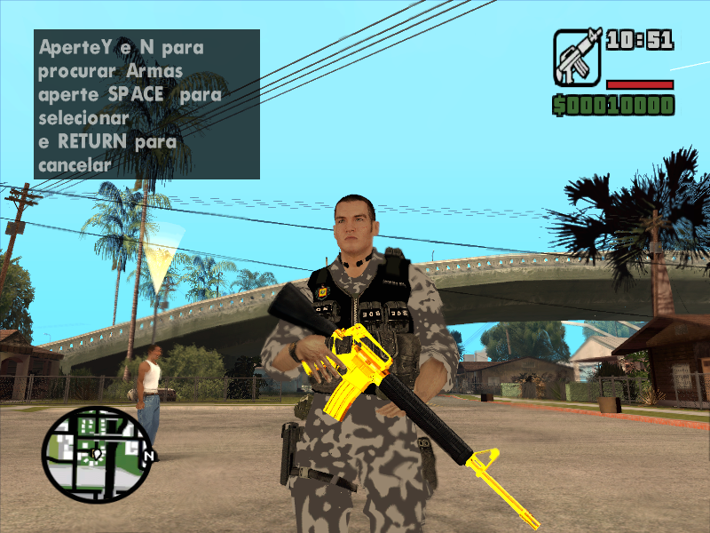 Account Money Making-How To Install GTA SA CLEO 3 Skin Selector 1080p M.