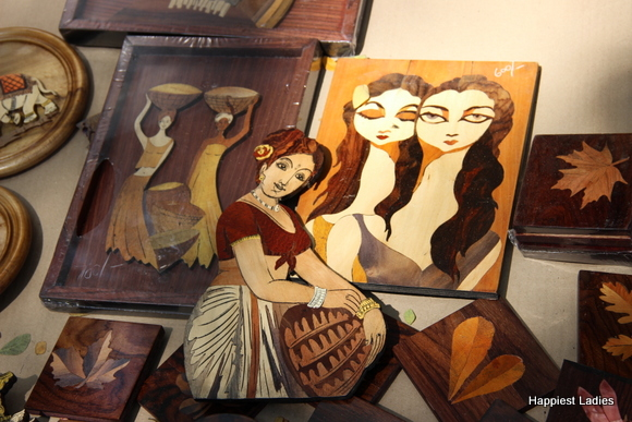 inlay art wooden art