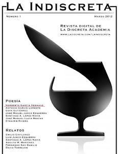 """Poemas en el nº1 de  """"La Indiscreta"""""""
