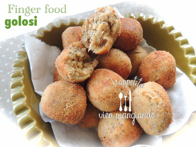finger food goloso