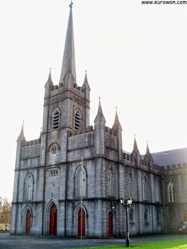 Iglesia de Saint Brendan de Birr en Irlanda