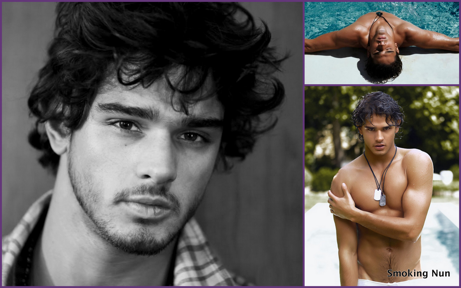 Model Perfect: 'Glamour' Mexico Features 'Sex Bomb' Marlon Teixeira
