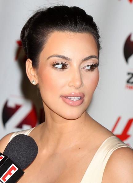 kim kardashian hair. kim kardashian hair up styles.