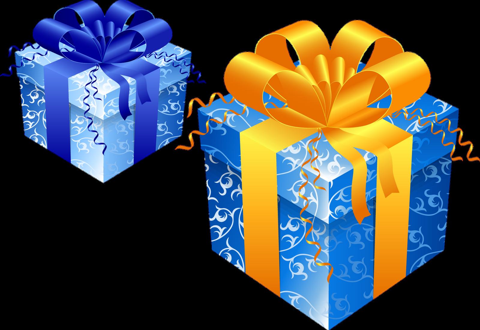 Подарочная коробка с сюрпризом