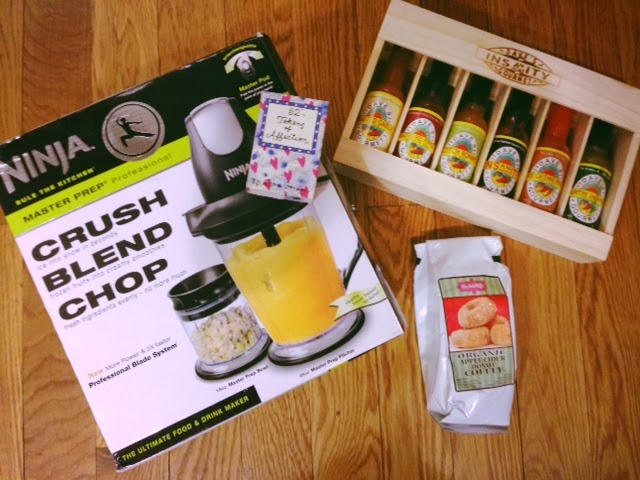 holiday favorite, best holiday gifts, Christmas presents, Ninja blender, Dave's Insanity hot sauce, best hot sauce gift sets, 42 tokens of appreciation, Dave's hot sauces, best new blenders and choppers, apple cider doughnut coffee, The Ninja kitchen appliance
