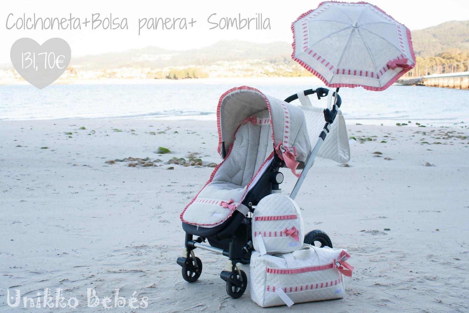 Funda de verano para silla de paseo unikko beb s sacos de silla mochilas infantiles bolsos - Funda silla paseo ...