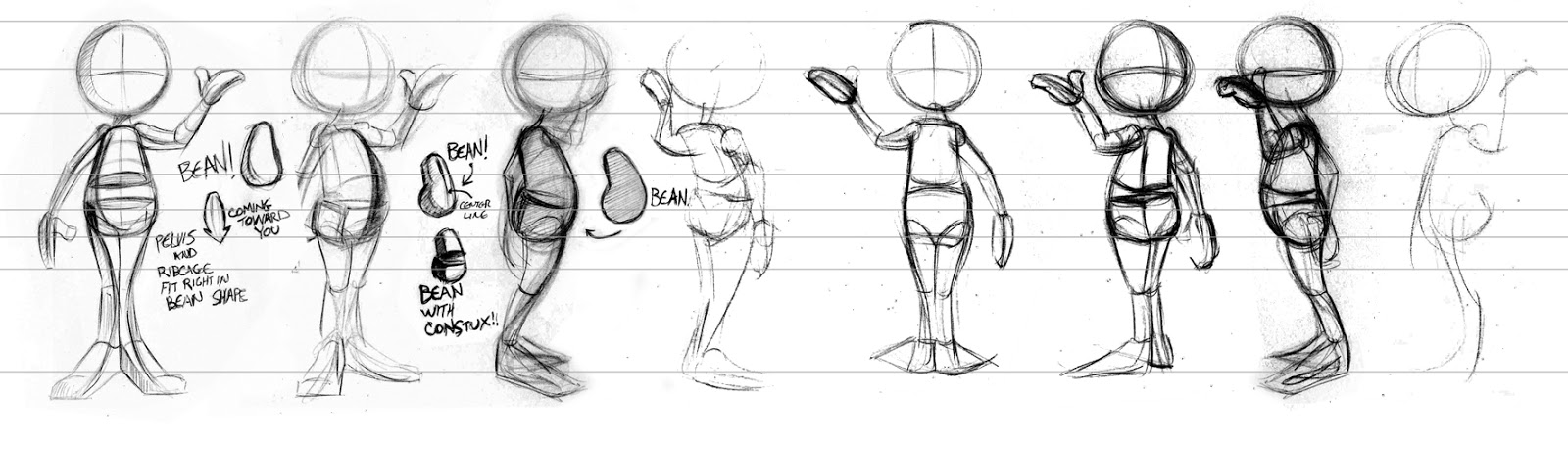 Character Design Degree Uk : Sonjebasaland how to draw a turn around
