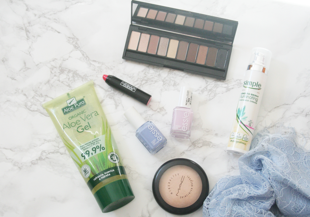 August Favourites 2015, L'Oreal, Lipstick Queen, Essie, MAC, Simple