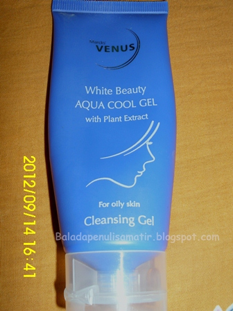 beauty talks marck venus white beauty aqua cool gel