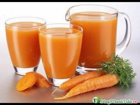 Cà rốt có hiệu quả lớn trong chữa bệnh hôi miệng