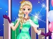 Elsa New Year Party