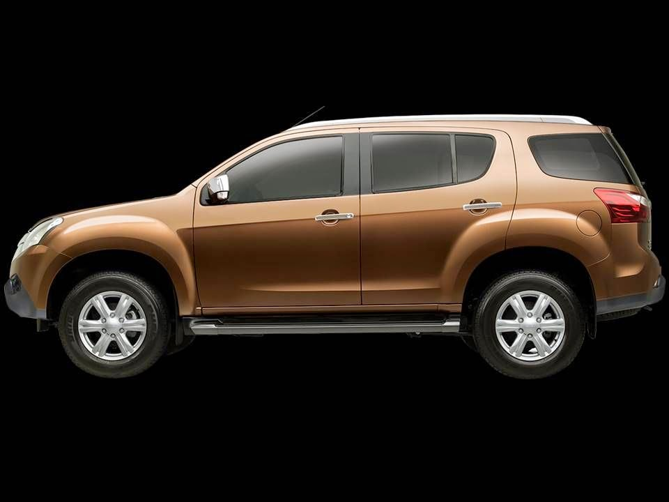 Isuzu Philippines Corporation Launches AllNew muX w Complete