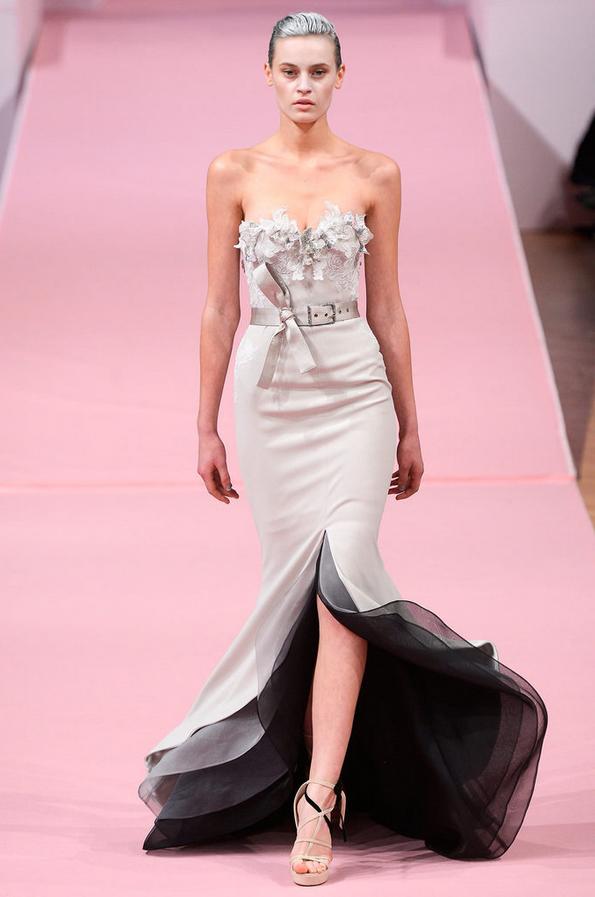 Vive la Mode!: Spring 2013 Couture Runways : Giambattista ...