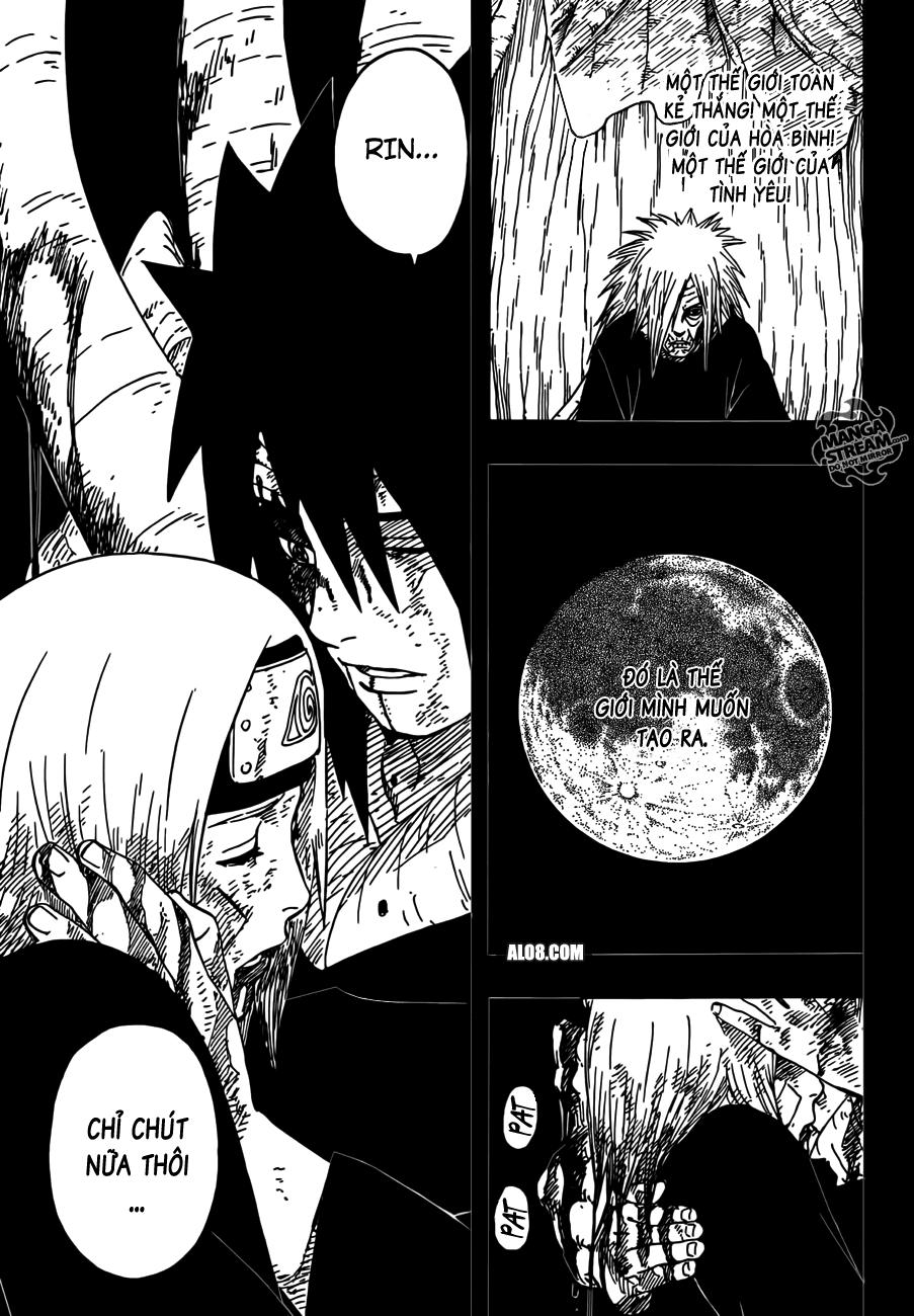Naruto chap 606 Trang 5 - Mangak.info