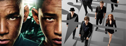 In Theaters Now You See Me After Earth