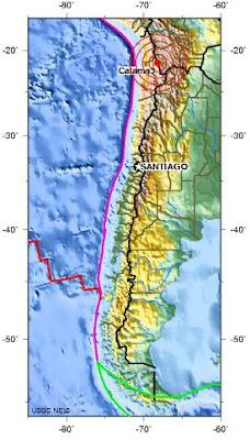 chile earthquake 2012 january 30