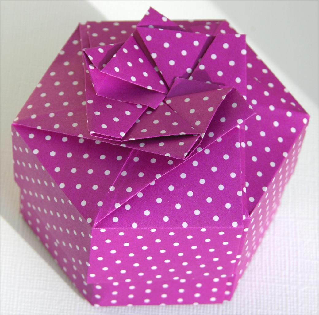 hannas art weitere origami schachteln. Black Bedroom Furniture Sets. Home Design Ideas