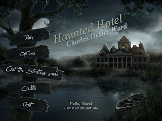 Haunted Hotel 4: Charles Dexter Ward With Guide [FINAL]