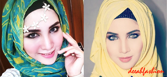 Trend Jilbab Terbaru Terupdate 2014