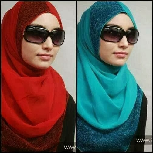 Glitter Shawl Cantik Menawan Now Available.