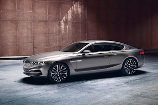 BMW Gran Lusso Coupè Pininfarina