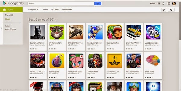 Best Android Games 2014