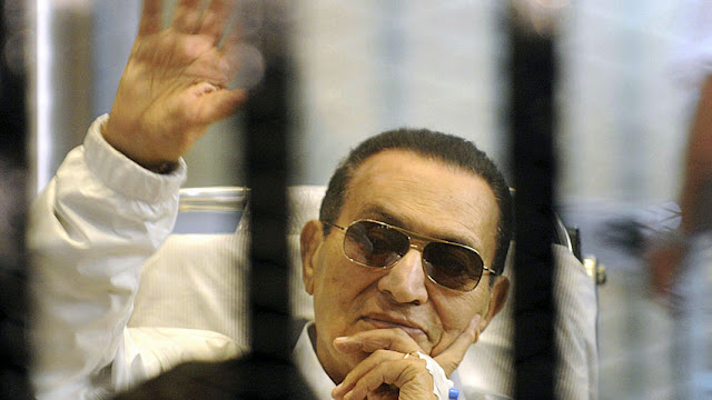 Husni Mubarak Dibebaskan dari Penjara
