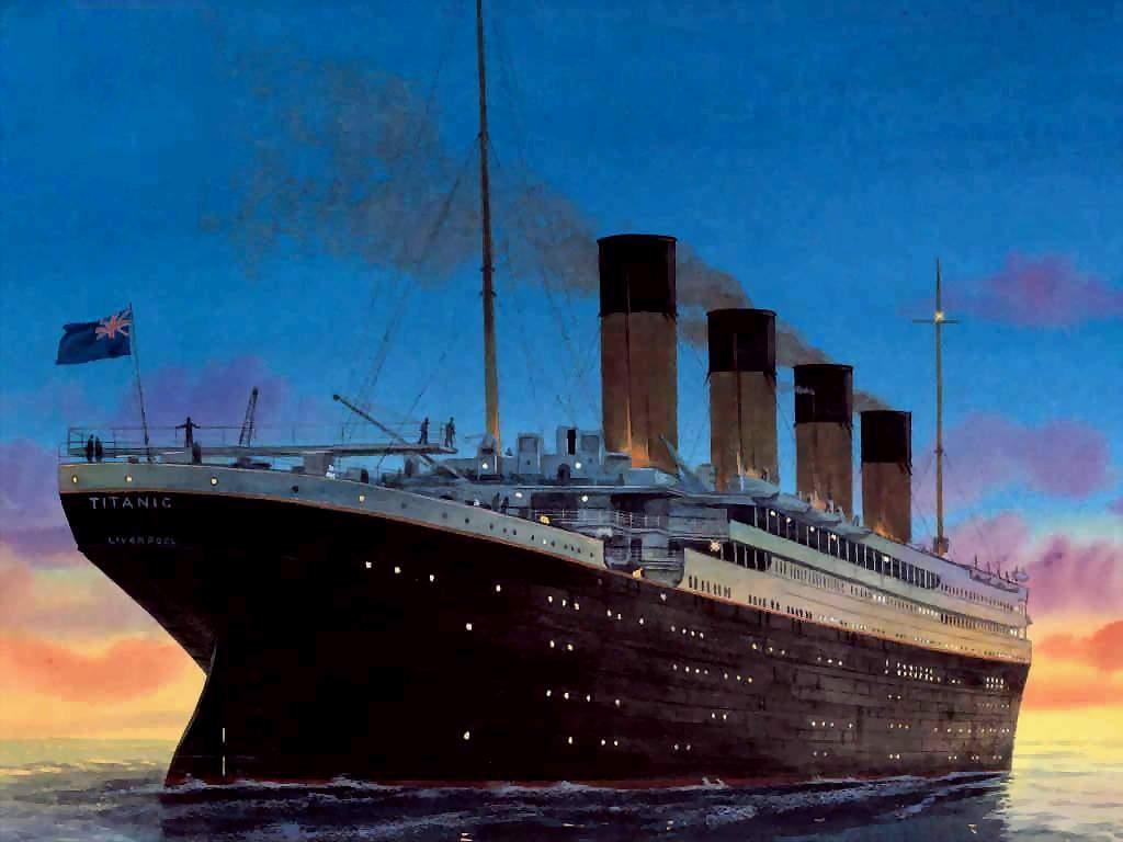Vicky's Modeblogg: Titanic II to be build