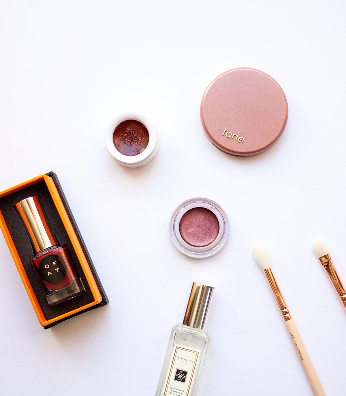 autumn transitional makeup