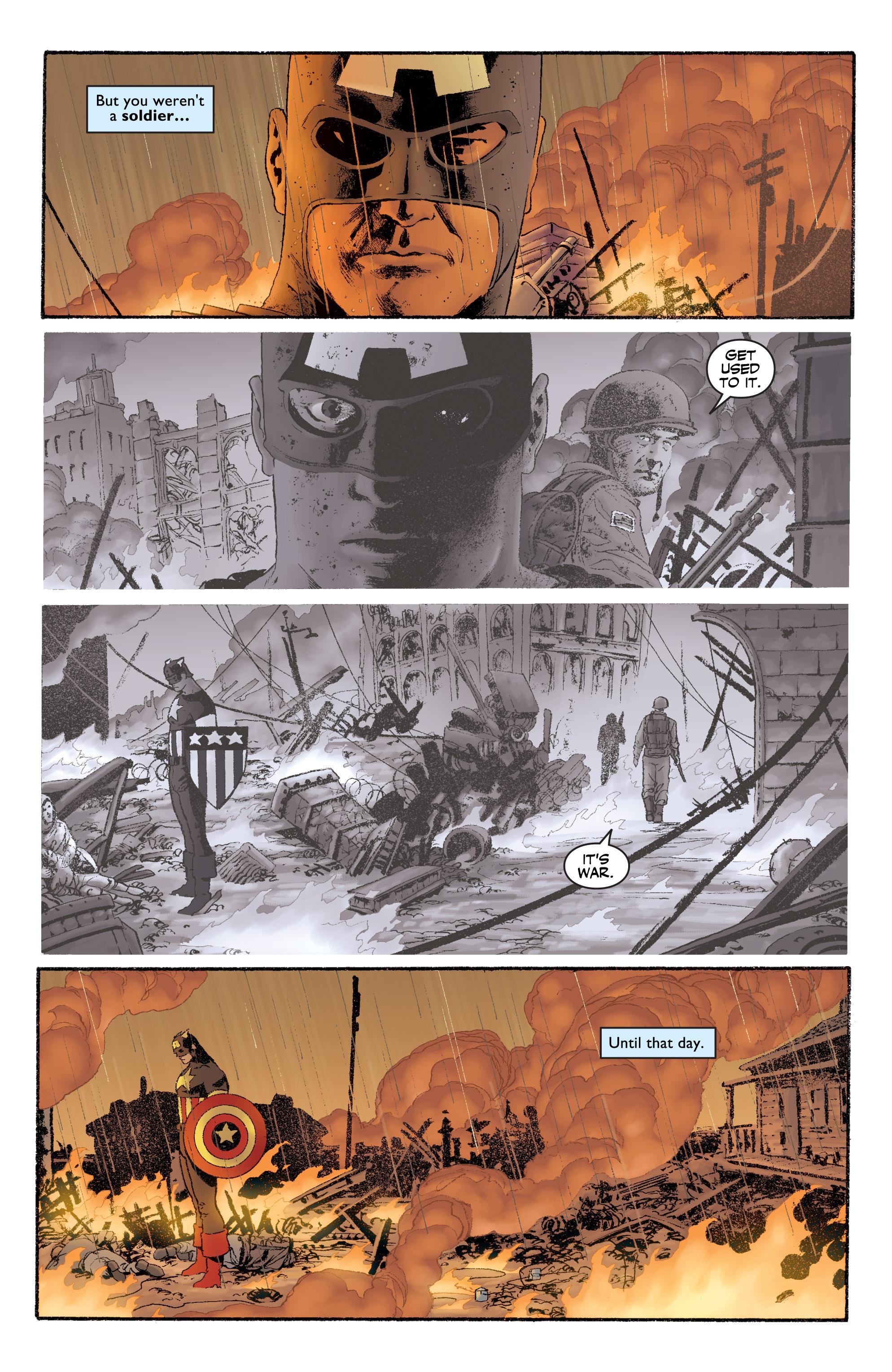 Captain America (2002) Issue #2 #3 - English 20