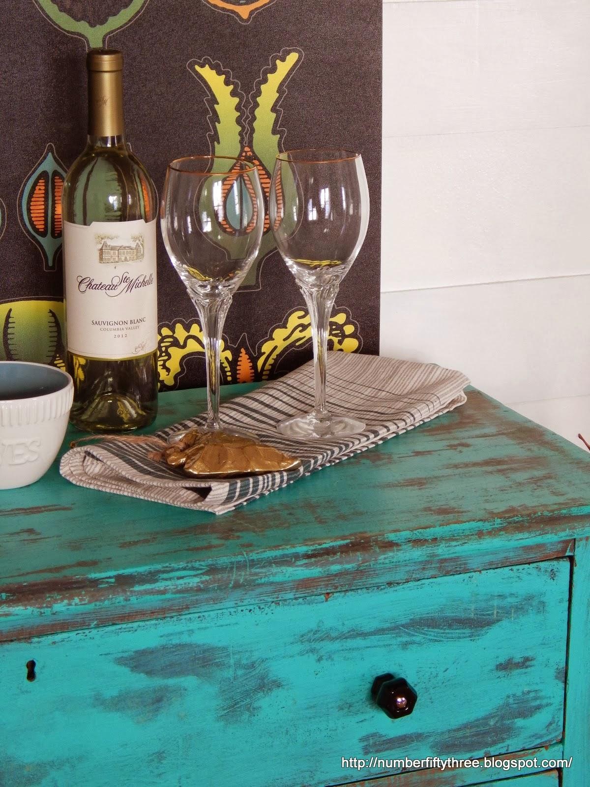 http://numberfiftythree.blogspot.com/2014/01/patina-green-antique-dresser.html#more